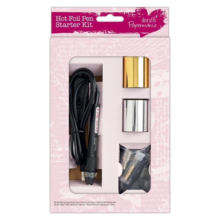 Hot Foil Pen Starter Kit