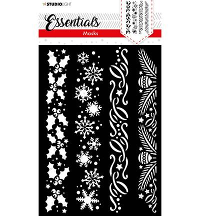 SL Mask Christmas Vertical Borders Essentials nr.37