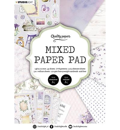 SL Mixed Paper Pad Pattern paper Essentials nr.3