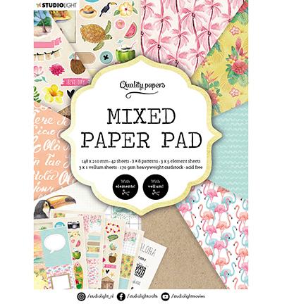 SL Mixed Paper Pad Pattern paper Essentials nr.6
