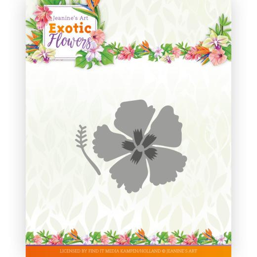 Dies - Jeanine's Art - Exotic Flowers - Exotic Hibiscus