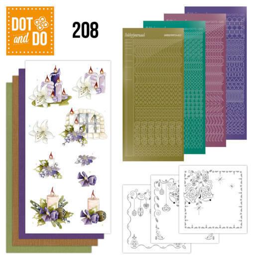 Dot and Do 208 -Precious Marieke - The Best Christmas Ever