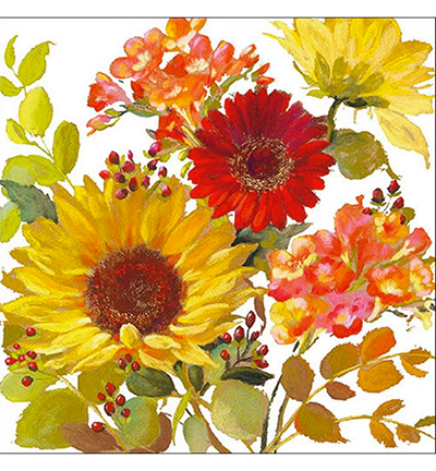 Sunny Flowers cream