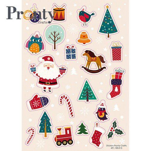 Pronty Stickers A5 Ornamenten 1 491.100.015 (07-21)