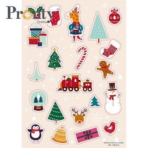 Pronty Stickers A5 Ornamenten 2 491.100.016 (07-21)