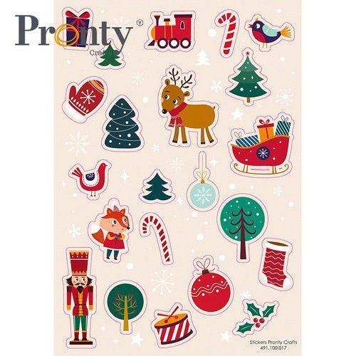 Pronty Stickers A5 Ornamenten 3 491.100.017 (07-21)