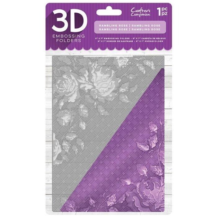 3D Embossing Folder 5