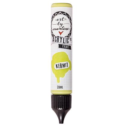 ABM Arcylic Paint, Kermit Essentials nr.12