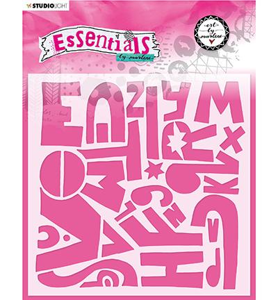 ABM Mask Alfabetically Essentials nr.50