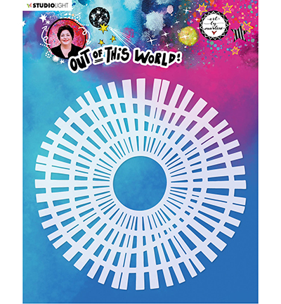ABM Mask Quicky wheel Out Of This World nr.46