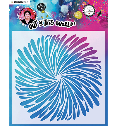 ABM Mask Wheel of drops Out Of This World nr.47