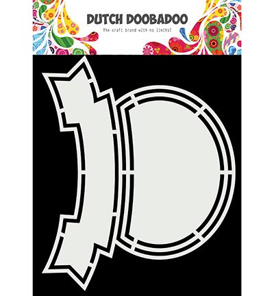 Dutch Shape Art Banner