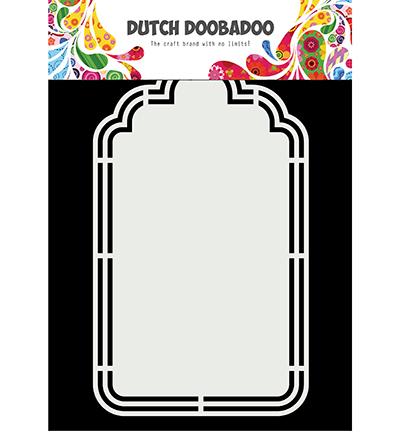 Dutch Shape Art Wendy