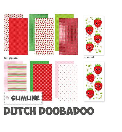 Crafty Kit Slimline Berry sweet