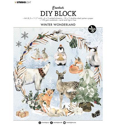 SL DIY Block Winter Wonderland Essentials nr.11