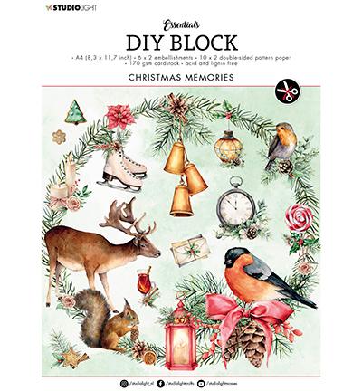 SL DIY Block Christmas Memories Essentials nr.13