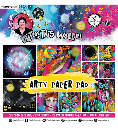 ABM Paper pad Out Of This World nr.16