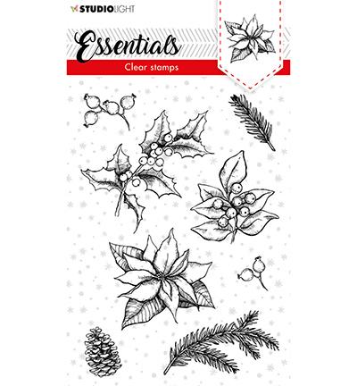 SL Clear stamp Christmas Twigs Essentials nr.94