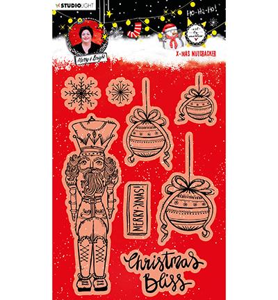 ABM Clear Stamp Christmas nutcracker Essentials nr.81