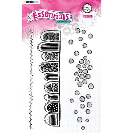 ABM Clear Stamp Borderline Essentials nr.77