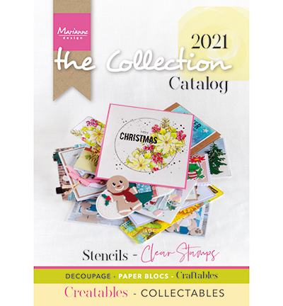 Marianne Design Catalog 2021