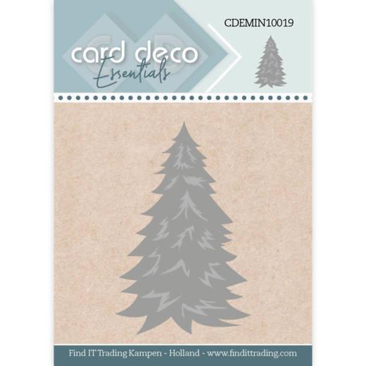 Card Deco Essentials - Mini Dies - Christmas Tree