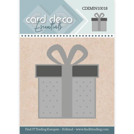 Card Deco Essentials - Mini Dies - Present