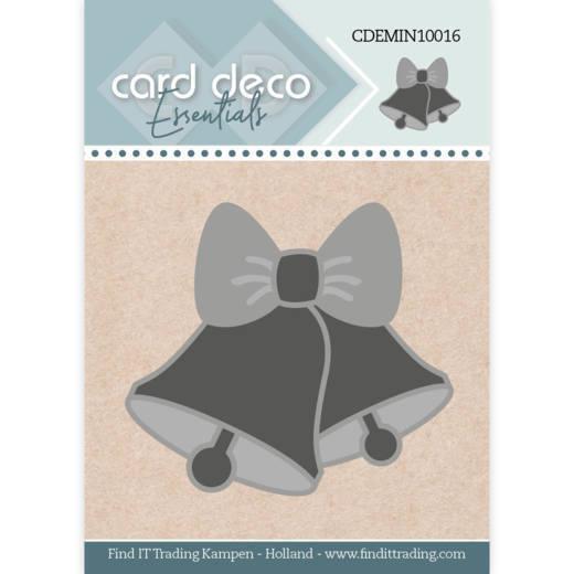 Card Deco Essentials - Mini Dies - Christmas Bells