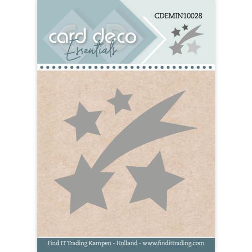 Card Deco Essentials - Mini Dies - Falling Star