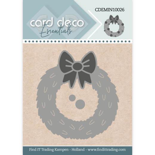 Card Deco Essentials - Mini Dies - Wreath
