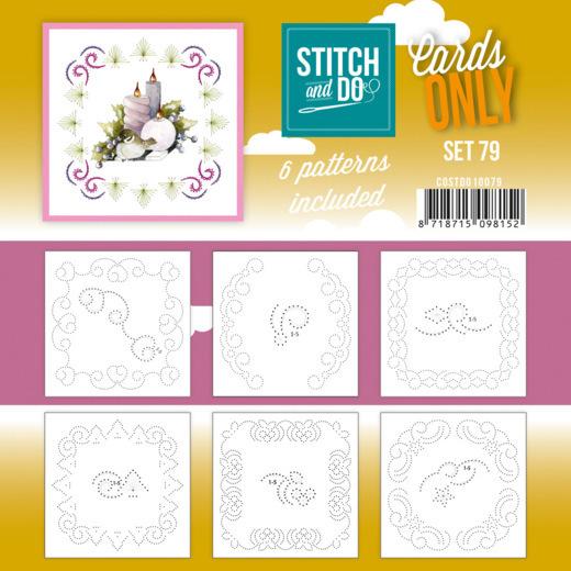 Stitch and Do - Cards Only Stitch 4K - 79