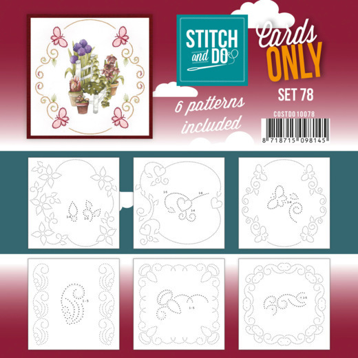 Stitch and Do - Cards Only Stitch 4K - 78