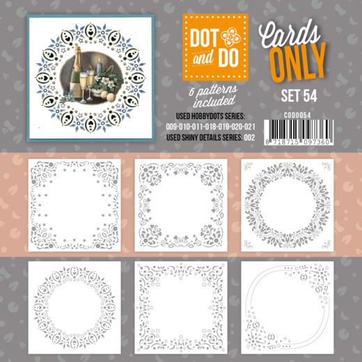 Dot and Do - Cards Only - Set 54