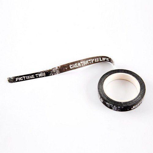 AALL & Create Washi Tape 31 - Take Risk (Dark)  20mm mini 5 (09-21)