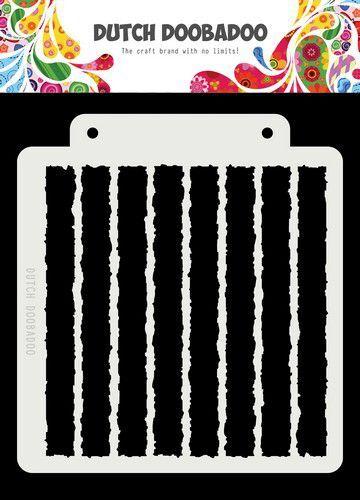 Paperpads.nl Dutch Doobadoo Mask Art Grunge Strip (470.715.149