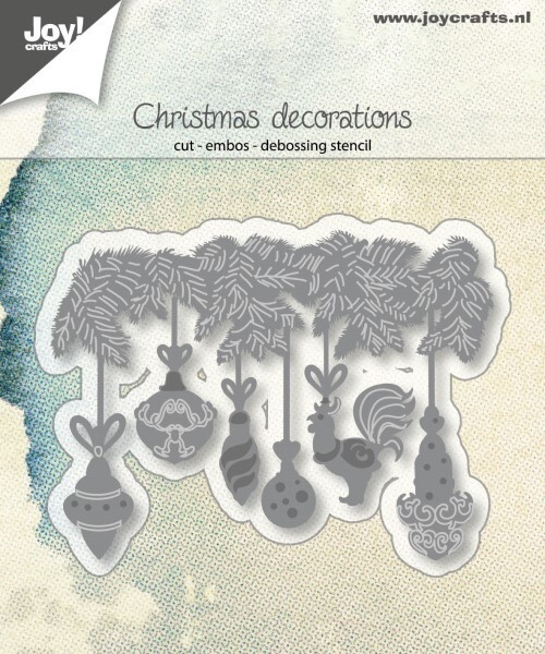 Joy! crafts - Die - Christmas decorations - 6002/1346