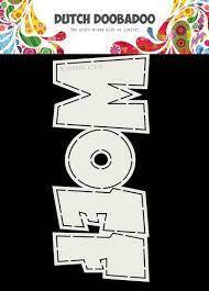 Doobadoo Card art WOEF 210x90mm 470.713.726