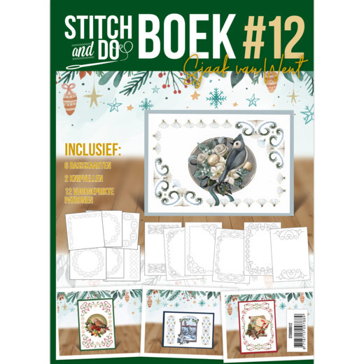 Stitch and do Book 12