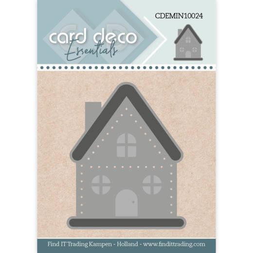 Card Deco Essentials - Mini Dies - House