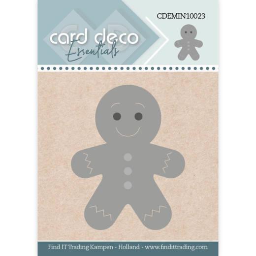 Card Deco Essentials - Mini Dies - Cookie