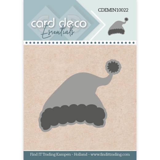 Card Deco Essentials - Mini Dies - Santa's Hat