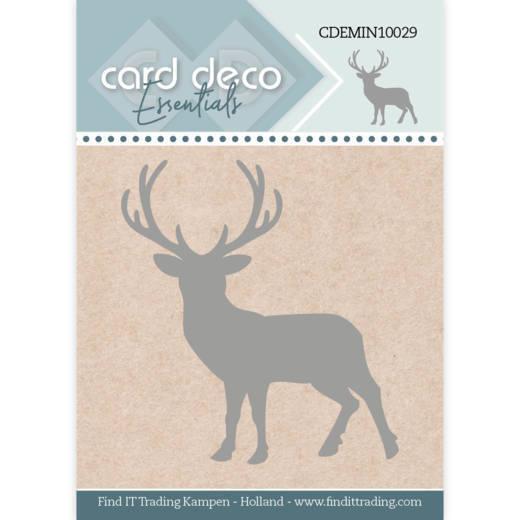 Card Deco Essentials - Mini Dies - Deer