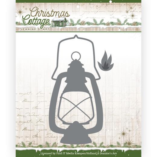 Dies - Jeanine's Art - Christmas Cottage - Lantern