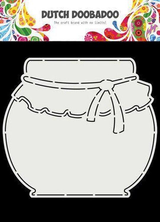Dutch Doobadoo Card Art Snoeppot A5 470.713.771