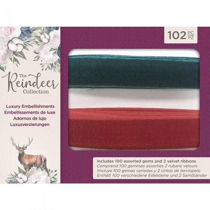 The Reindeer Collection - Luxury Embellishments