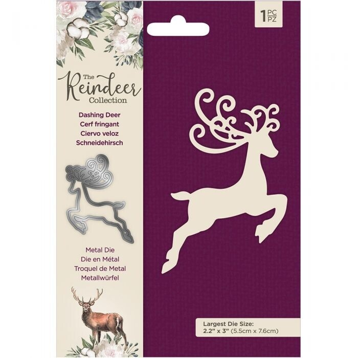 The Reindeer Collection - Snijmal - Dashing Deer