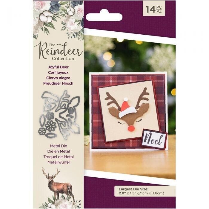The Reindeer Collection - Snijmal - Joyful Deer