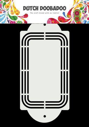 Dutch Doobadoo Shape Art Linda 470.784.042 100x210mm (10-21)