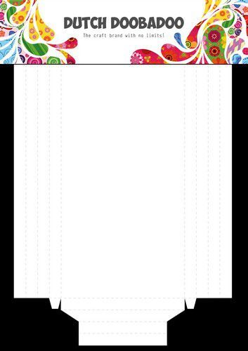 Dutch Doobadoo Paper Shadowbox 2 St 472.948.901 290x185mm (10-21)