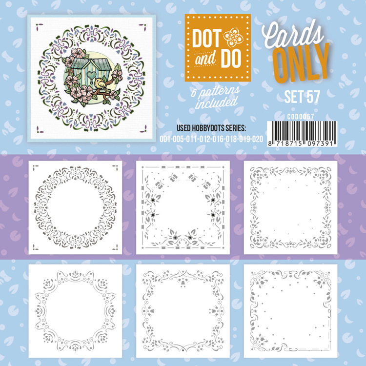 Dot and Do - Cards Only - Set 57